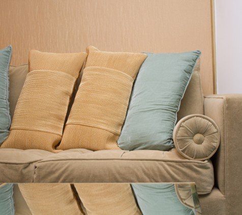 Roederer Cristal Cushions